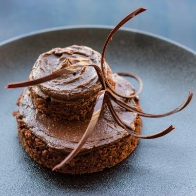 Chocolate Cream Cake-1
